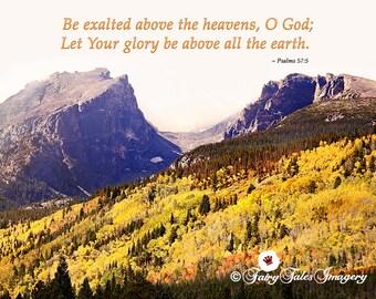 Psalm 57 | Etsy