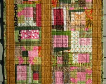 Lattice ~ a wall quilt