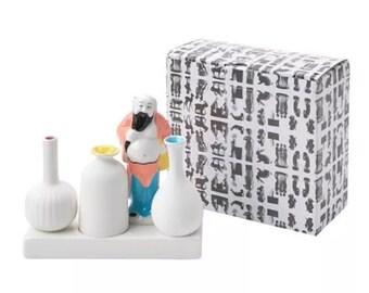 IKEA Limited Edition Foremal Designer Buddha Vase