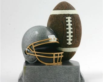 Football Resin Award - Football Trophy - American Football