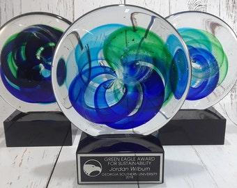 Art Glass/Acrylic/Cystal
