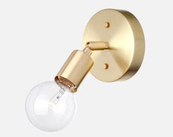 Adjustable Articulating Sconce Light