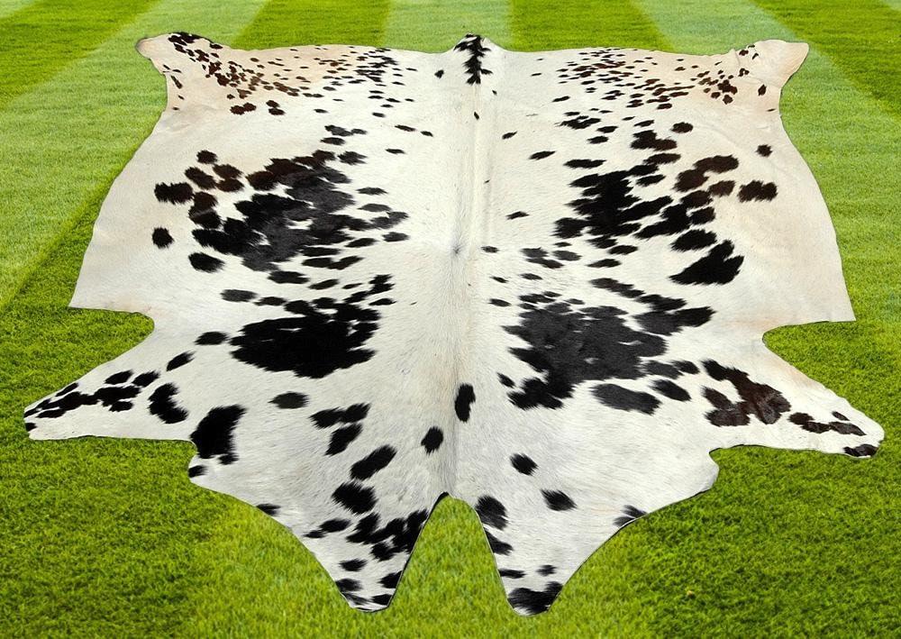 neue kuhfell teppich glatt und gl nzend rindsleder teppich. Black Bedroom Furniture Sets. Home Design Ideas