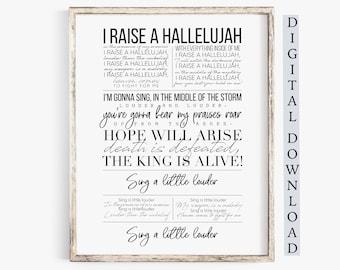 Hallelujah Christmas Lyrics.Hallelujah Lyrics Etsy