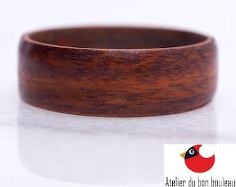 Wood Wedding Bands, Womans Wood Ring, Wedding Ring Wood, Wood Engagement Ring, Wood Ring Woman, Ring For Men, Women Wood Ring, Wood Wedding