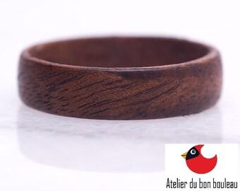 Natural Wood Band, Wooden Band Ring, Woman Wood Ring, Men Wood Ring, His And Hers Ring, Wooden Ring For Men, Womens Wood Rings, Wood Bands