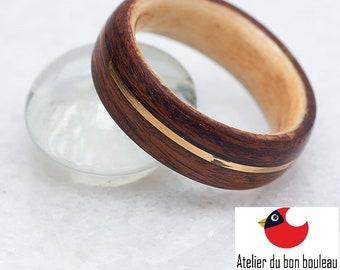 mens wood ring, wood wedding band, men wood ring, bentwood ring, skinny rings, womens wood ring, wooden wedding band, mens wooden ring,