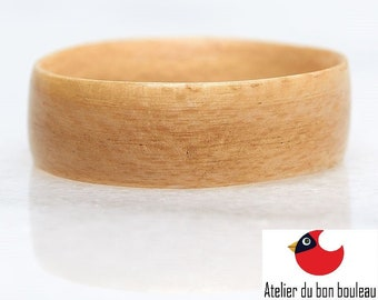 Light Wood Ring, Secret Wood Ring, Secret Of Wood Ring, Original Ring, Light Wood, Secret Wood, Wood Jewelry, Light Wood Rings, Wood Bands