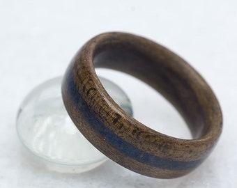 Lapis lazuli ring,  Wood Ring, Lapis ring, Lazuli ring, Lazuli, Blue Ring, garnet ring,  Lapis lazuli, Lapis, Gemstone ring,  Montreal