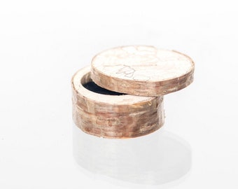 Birch Wedding, Birch Wood, Proposal Box, Ring Box For Wedding, Birch Tree Theme, Birch Ring Box, Birch Box, Ring Storage Box, Eco Ring Box