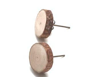 wooden earring studs,unisex earrings,wooden drop earrings,wooden stud earrings,laser wood shape,wood earring stud,wood earring studs,wood