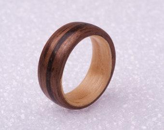 Bent Wood Rings, Bent Wood Ring, Bent Wood, Bent Wood Band, Bent Wood Bands, Bentwood Ring, Bentwood Rings, Wood Inlay Ring, Wood Inlay Band