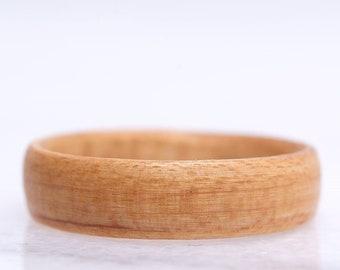 Mens wedding band , Maple Sugar Ring, Mens engagement ring , Men wedding band, , Wood Ring, Wooden Ring, Bentwood Ring Wedding band,