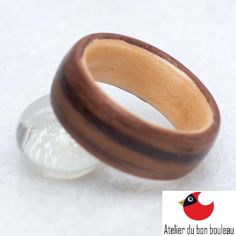 Raw Engagement Ring Geek Gifts Geek Ring Geek Gift Geek Girl Ring Geek Wedding Ring Geek Wedding Geek Jewelry Wood Gift For Geek