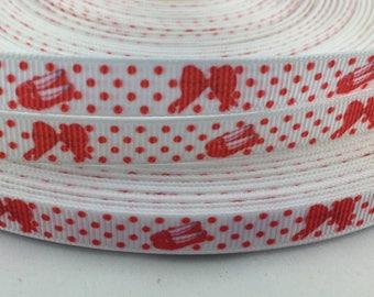 "Bow ribbons, hairbowribbons, grosgrain 3/8"", korker ribbons"