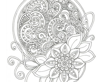 Colouring Page Printable