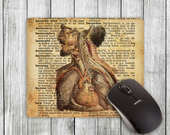 Magical Moment Full Print Mousepad,Falling in Love Unique Rubberised Mousepad,Superfine and Durable OfficeDesk Accessories