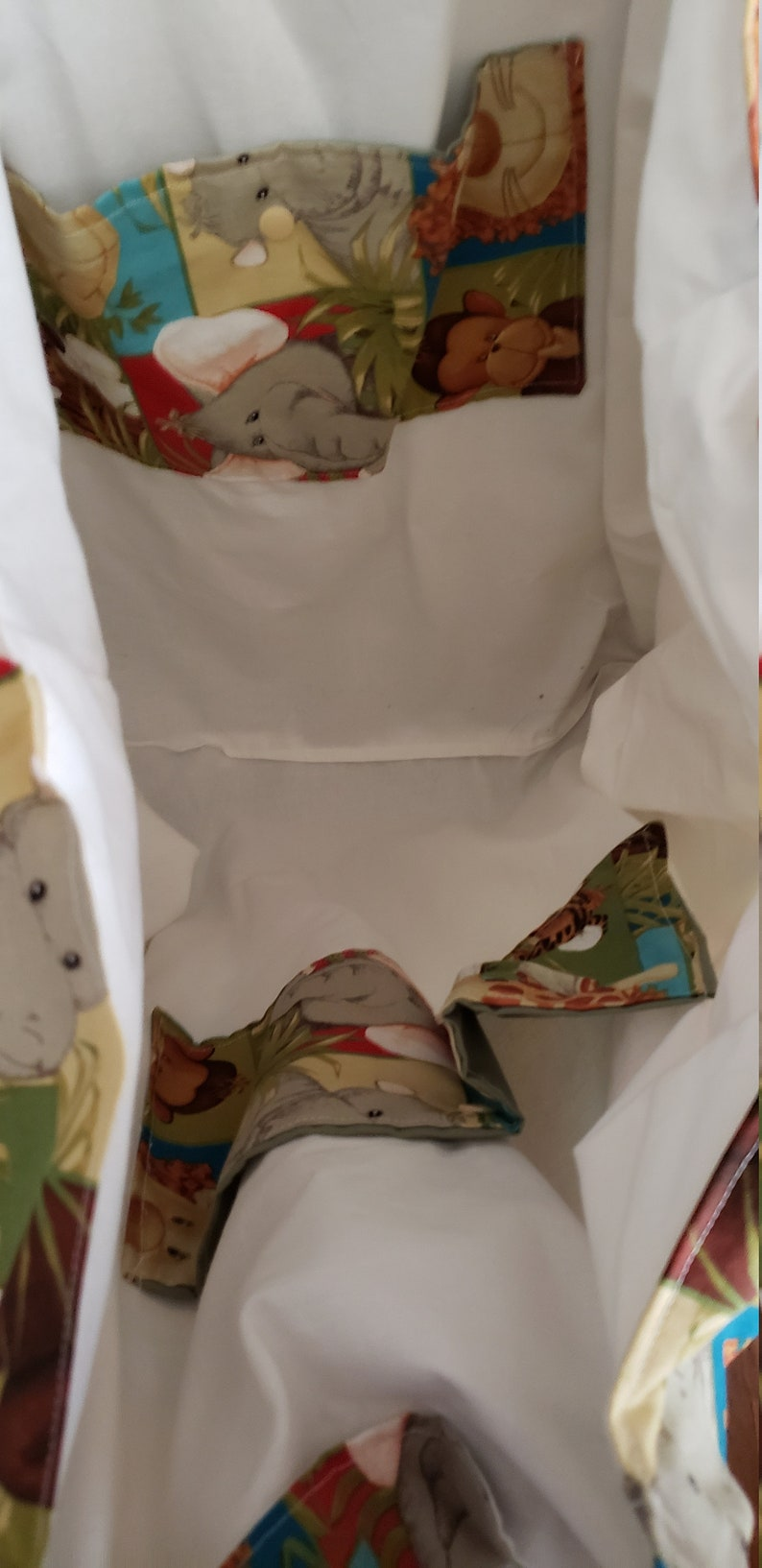 Reborn Doll Bag Fold down for bed 27x20