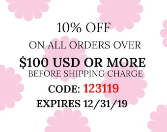 photo regarding Build a Bear Printable Coupons 10 Off 30 referred to as Coupon code Etsy