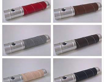 Lightsaber leather wrap, 6 colors