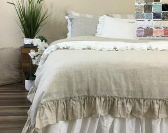 Shabby chic bedding | Etsy