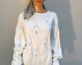 c49ae4d8acbe White cotton sweater