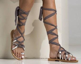af4307e2f Greek gladiator sandals