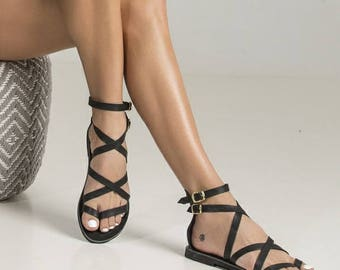 4717c53008d6c Sexy black sandals