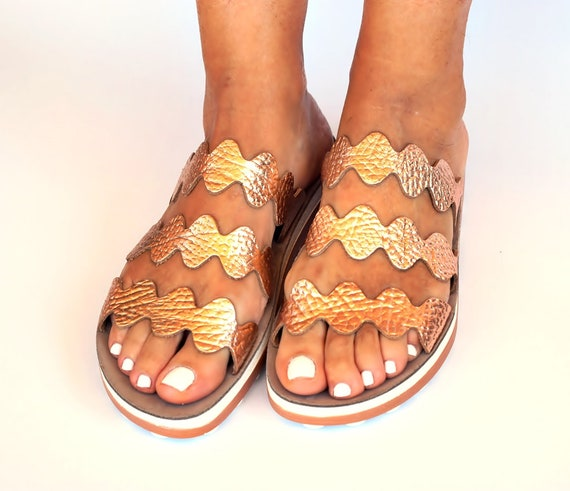 gold all and design Pink with pairs for the zack sole Bubble comfort flexible sandals day patterned ease signature with design zick dffAaw