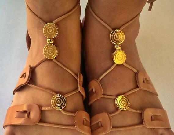 sandales en sandales sandals cuir boho sandales gladiateur womens xUwqYHddyg