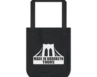 Made in Brooklyn Tours Tote Bag