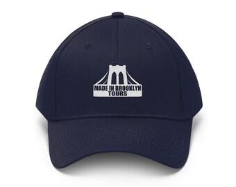 Made in Brooklyn Unisex Twill Hat