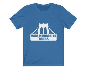 Made in Brooklyn Tours T-shirt