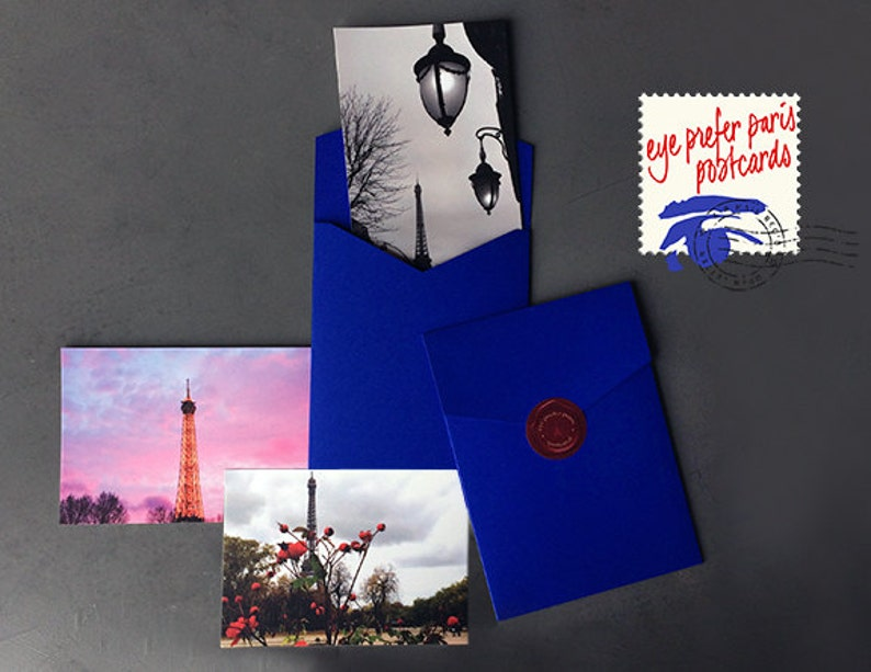 Eye Prefer Paris Postcards 6-Month Subscription image 0