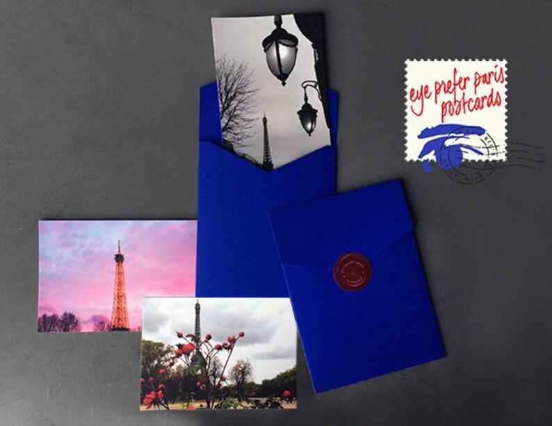 Eye Prefer Paris Postcards 3 Month Subscription image 0