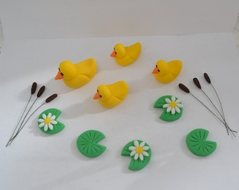 New Year Party Garden Party Housewarming Frunk as Duck Cake Topper Birthday Party Celebration