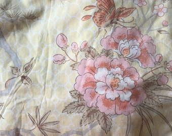 Two vintage standard pillowcases  new in plastic  danville