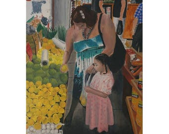 La Marqueta - Puerto Rican Art Limited Edition Giclee Prints and Posters