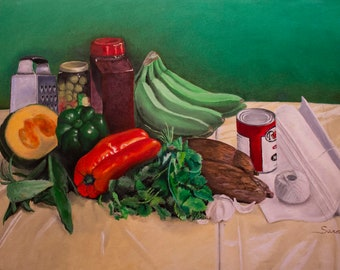 Anticipacion - Puerto Rican Art -Limited Edition Giclee Print and Posters