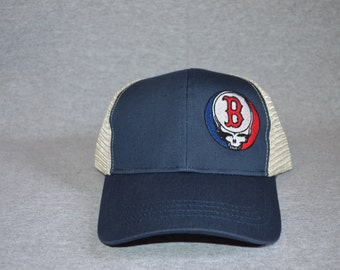 1494fde6d05e3 New England Grateful Dead --Steal Your Red Sox