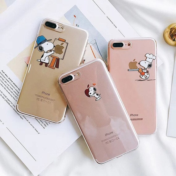 Snoopy Hug 18 iphone case