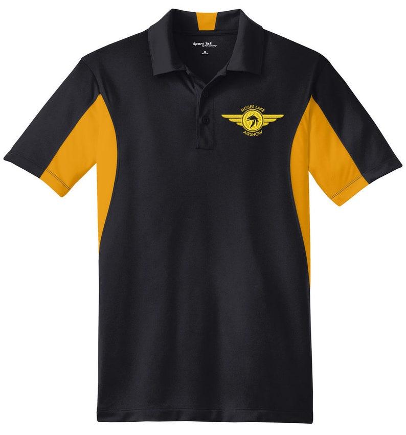 Moses Lake Airshow Polo Shirt image 0