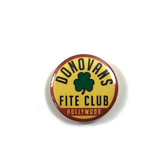 Ray Donovan DONOVAN/'S FITE CLUB Hollywood Logo Adult Sweatshirt Hoodie