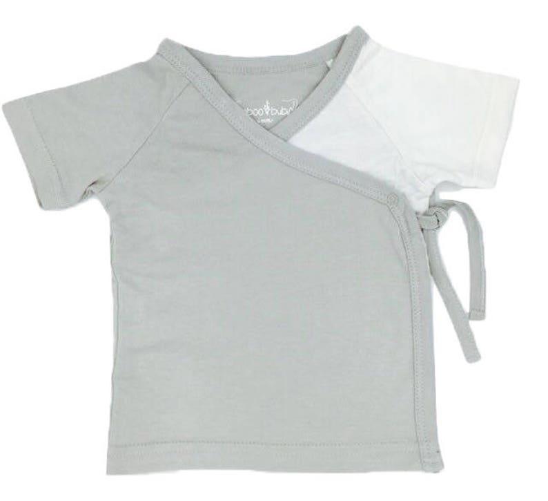 Bamboobubs / Bamboo Kimono Wrap T-Shirt / Kimono T-Shirt image 0