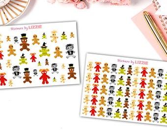 Halloween Voodoo Doll stickers