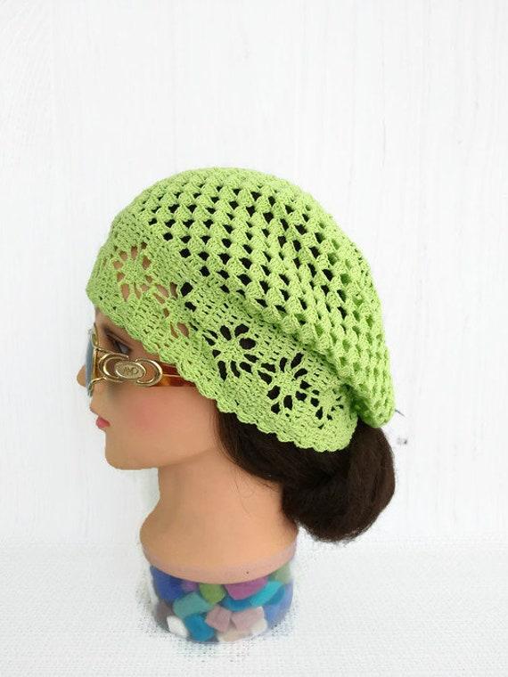 plus récent site autorisé offre spéciale Coton crochet chapeau d'été Womens coton bonnet pour chapeau ...