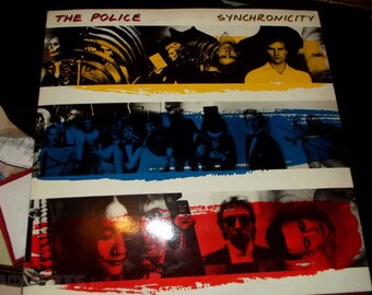The police synchronicity