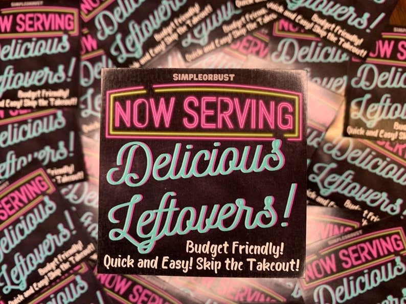 Leftovers Lovers Rejoice  Personal Finance Money Nerd Magnet image 0