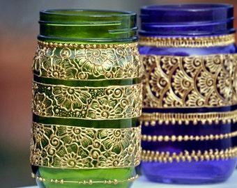 Henna Jar Etsy