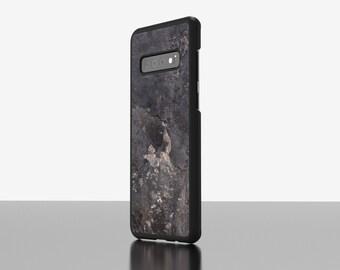 5208fde29f8 Slate Stone Case Samsung Galaxy S10 / S10+ / S10e real stone